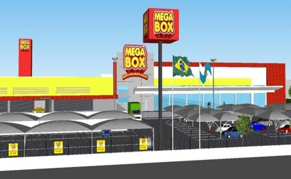 Cash and Carry Mega Box