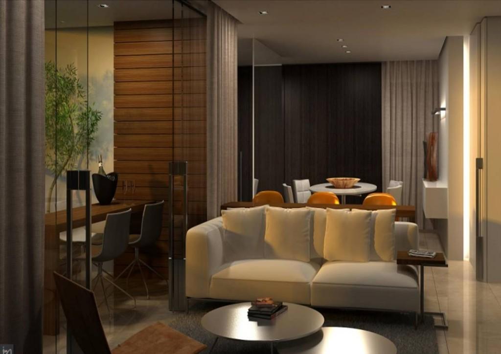 Apartamento modelo da MIP